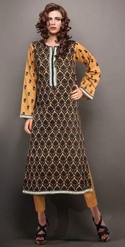 Nimsay winter dress collection 2014-15