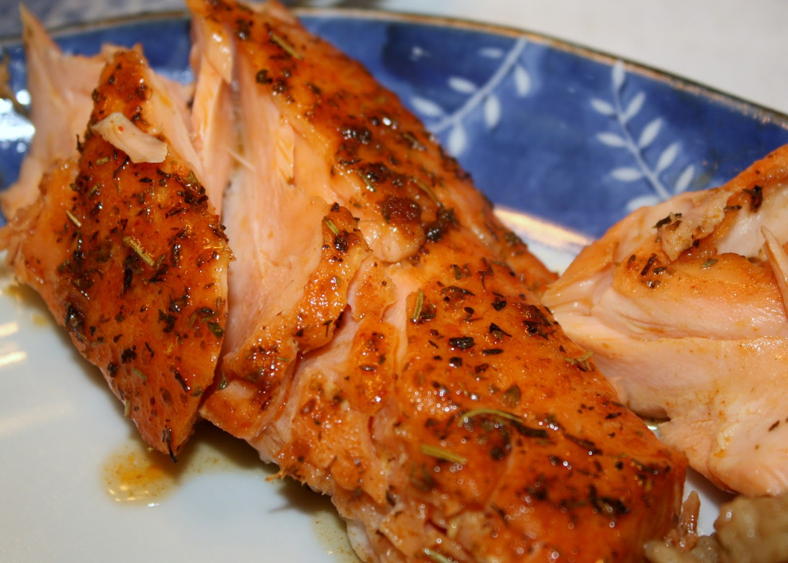 Grilled Cedar Planked Salmon Recipe — Dishmaps