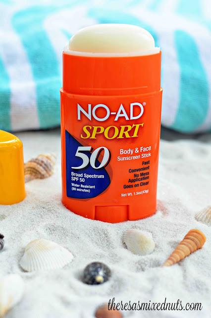 NO AD Sunscreen