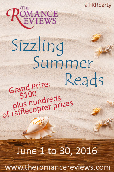 The Romance Reviews Sizzling Summer Reads Party