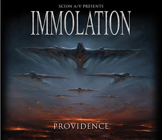 Immolation - Providence [Free EP]