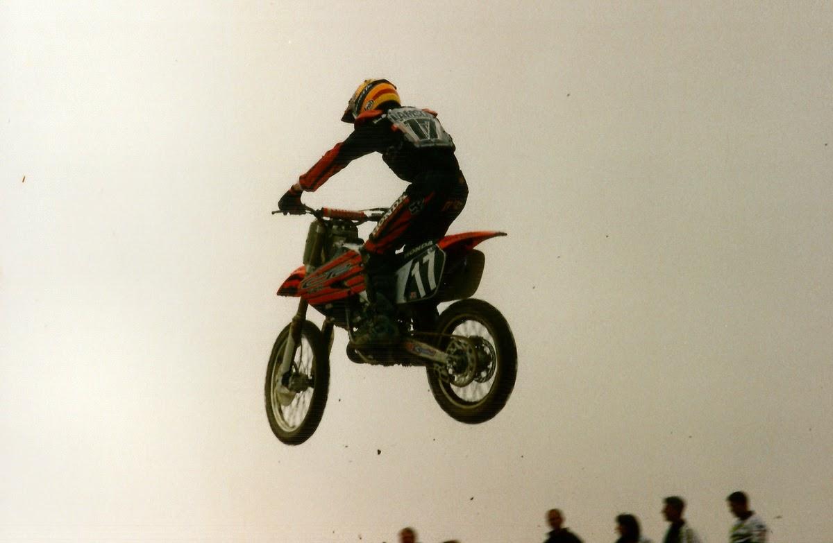 Steve Lamson High Point 1998