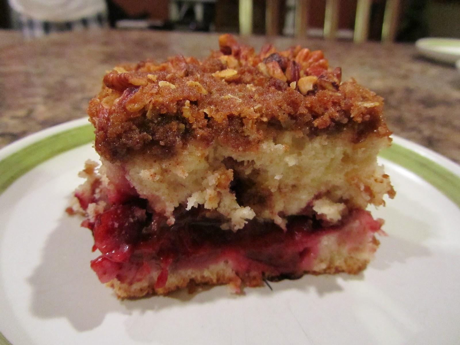 Bisquick Bundt Coffee Cake Recipe