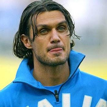 Young Paolo Maldini