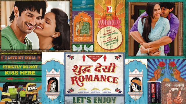 Shuddh Desi Romance (2013) Hindi Movie Watch Online Free