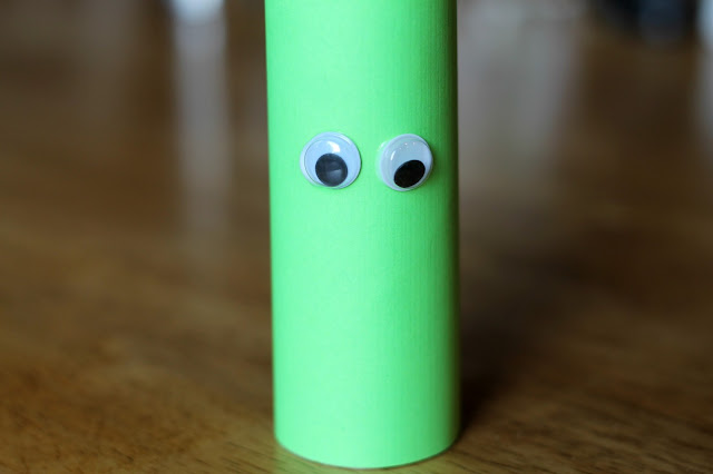 Kid Craft - TP Roll Frankenstein