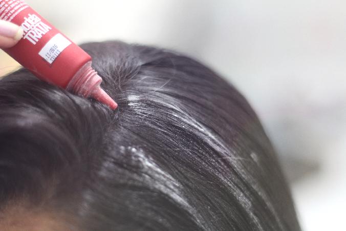 shampoo seco, bisnaga, pó, oleosidade, cabelo sujo, como disfarçar, como resolver, prática, prático