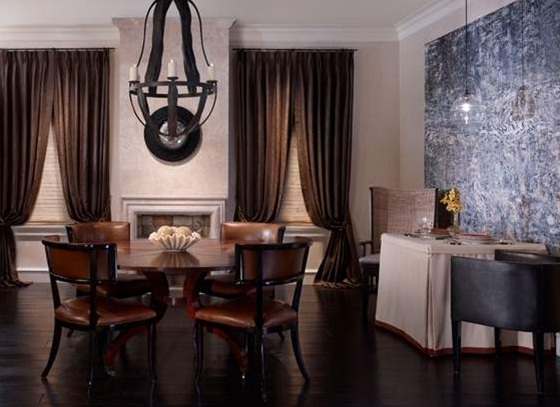 Dining Room At DreamHome 2011 By Frank Ponterio Interior Design