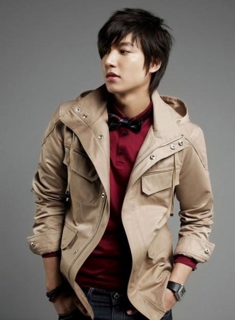 Short Hair Styles☀Lee Min Ho