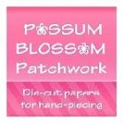 Possum Blossom logo