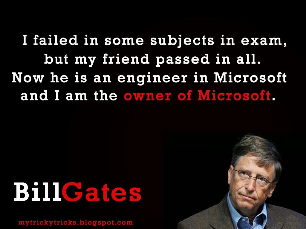 Bill Gates, Bill Gates, Common Quotes Of Bill Gates, Bill Gates Common  Quotes