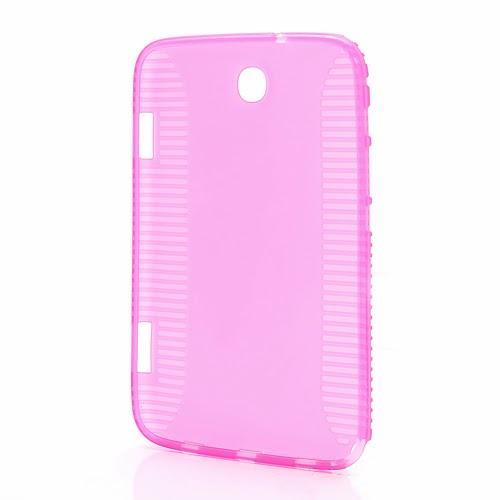 TPU Case for Samsung Galaxy Note 8.0 N5100 (PinkTransparant)