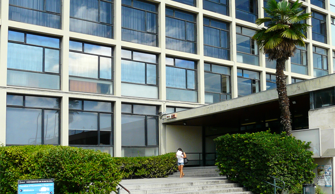 Carvajal escuela de altos estudios mercantiles 1955 - Escuela de arquitectura de barcelona ...