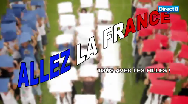 hymne officiel coupe du monde foot féminin