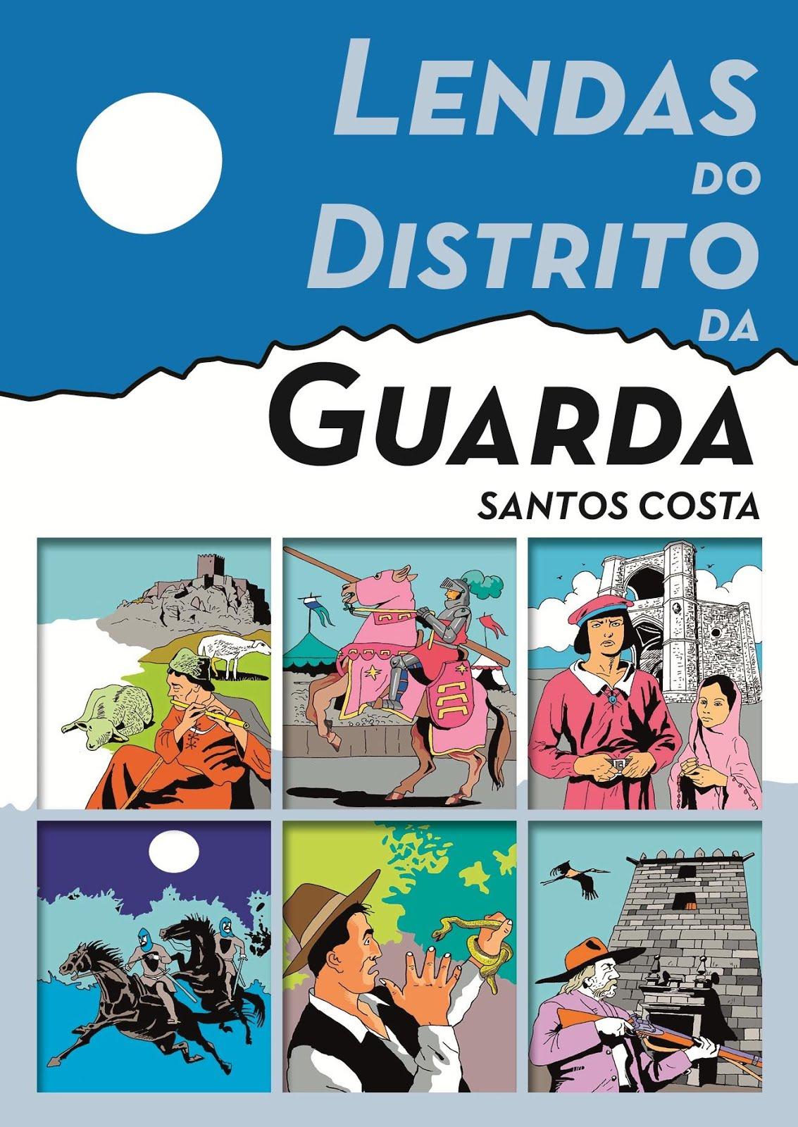 LENDAS DO DISTRITO DA GUARDA