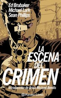 """Portada de """"La Escena del Crimen"""""""