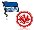 Live Stream Hertha BSC - Eintracht Frankfurt
