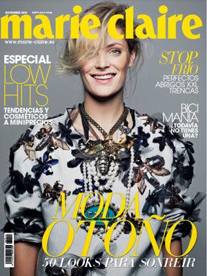 Regalo Marie Claire noviembre 2013