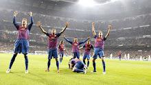 Otra conquista del Bernabéu (10/10/2011)