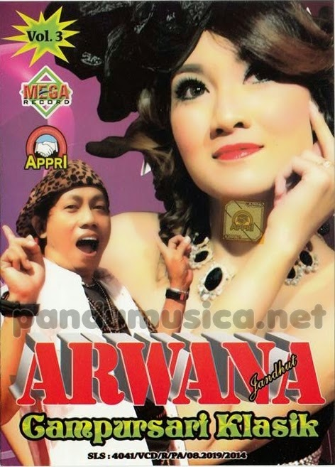 Album Arwana Campursari Klasik Vol 3 2014