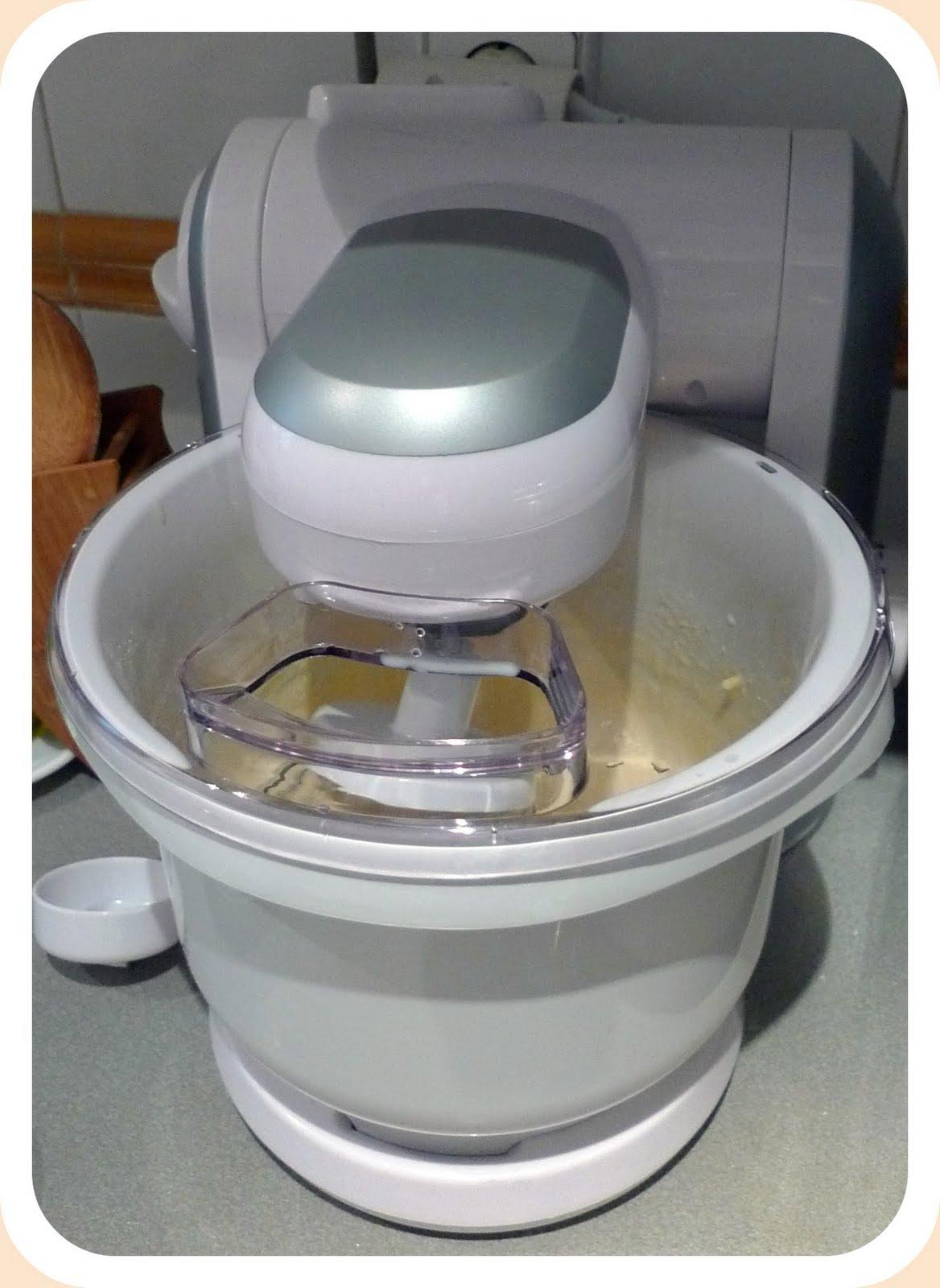 El pastelero de sevilla de rosas wilton y m s cosillas for Robot cocina silvercrest