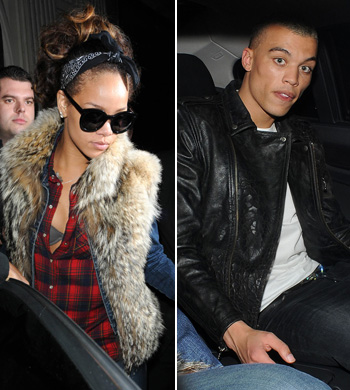 dudley o shaughnessy rihanna dating Rihanna may have found herself a new beau after wrapping up her latest video for we found love rih-rih reportedly hand picked her video co-star, british boxer and model dudley o'shaughnessy, and according to the daily mail, they've been closer than close out and about in london dudley was.