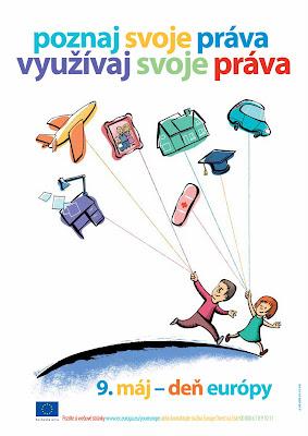 Deň Európy 2011 - Poster
