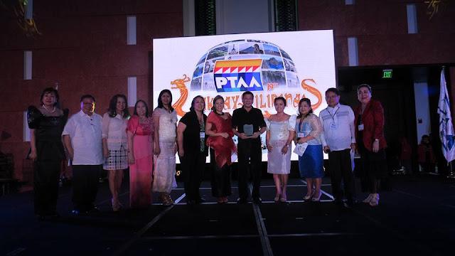 Mayor Rody Duterte on Philippine Travel Agencies Association (PTAA 2015)