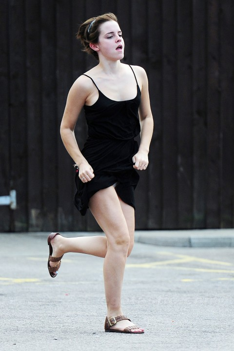 Emma Watson se desnuda por una buena causa - ABCes