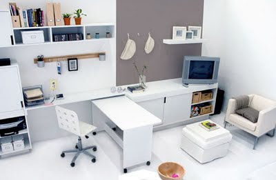Home Office Interior Decorating Tips