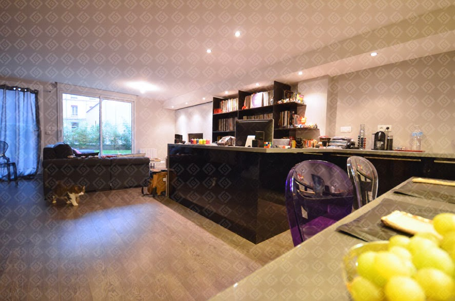 rive gauche r novation agencement et r novation d 39 un plateau de 110 m2 villeurbanne. Black Bedroom Furniture Sets. Home Design Ideas