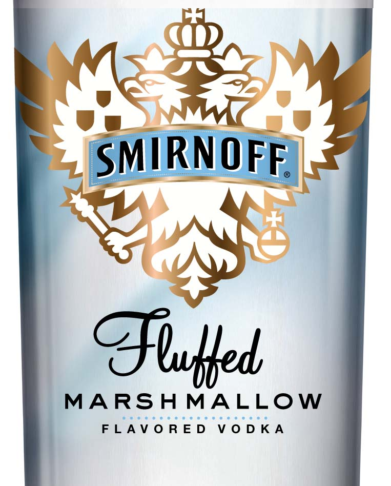 ... - Smirnoff's New Whipped Cream and Marshmallow Flavored Vodkas