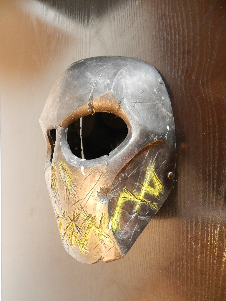 mascaras del army of two We2+085