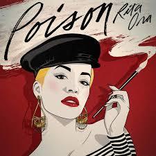 Rita Ora lança clipe de Poison
