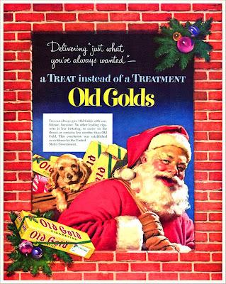 anuncio retro navidad