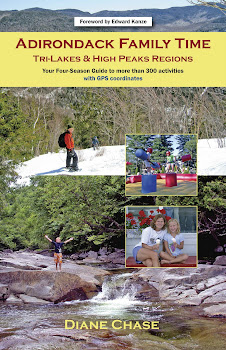 Adirondack FamilyTime Tri-Lakes and High Peaks: Your Four-Season Guide to over 300 activities