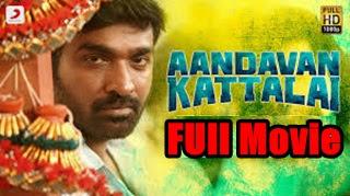 Aandavan Kattalai (2016) Tamil Movie Online