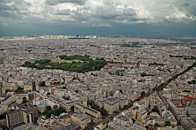 Le jardin du Luxembourg Paris image