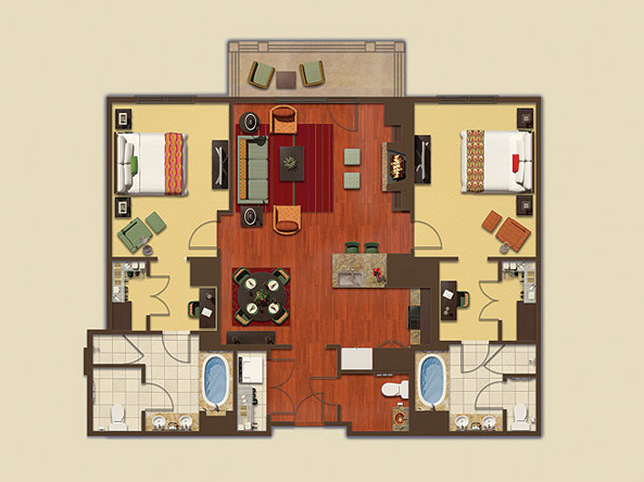 FloorPlans_0000_2+Bedroom+2.5+Bath+(103_203_403)_0 plan with furniture layout interiors blog,Luxury 2 Bedroom House Plans