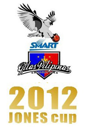 Smart Gilas Pilipinas Champion in Jones Cup 2012