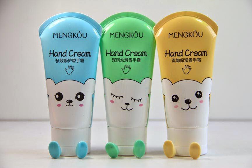 Perawatan Kulit Tangan dengan Hand Cream dari Bunny Mengkou