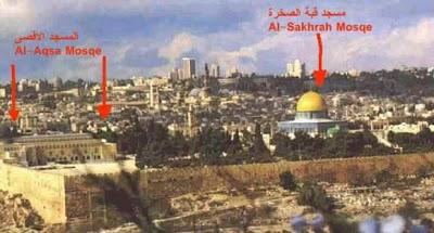 Kenapa Yahudi Mahu Tanah Palestin dan Masjid Al-Aqsa?