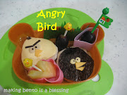 When I asked him which angry bird does he like most?
