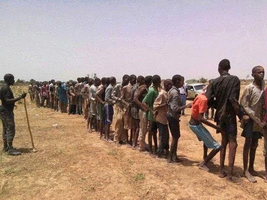 borno state nigeria genocide
