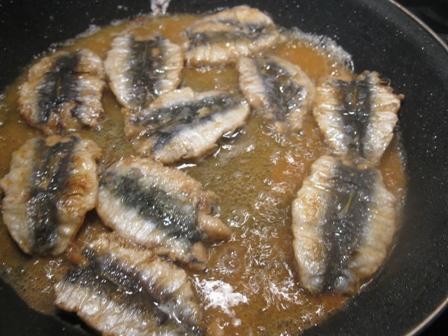 A tavola con mammazan sarde in carpione for A tavola con guy