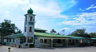 Kebesaran Allah Air Jernih Di Masjid Al-Fatah Gambang Kuantan