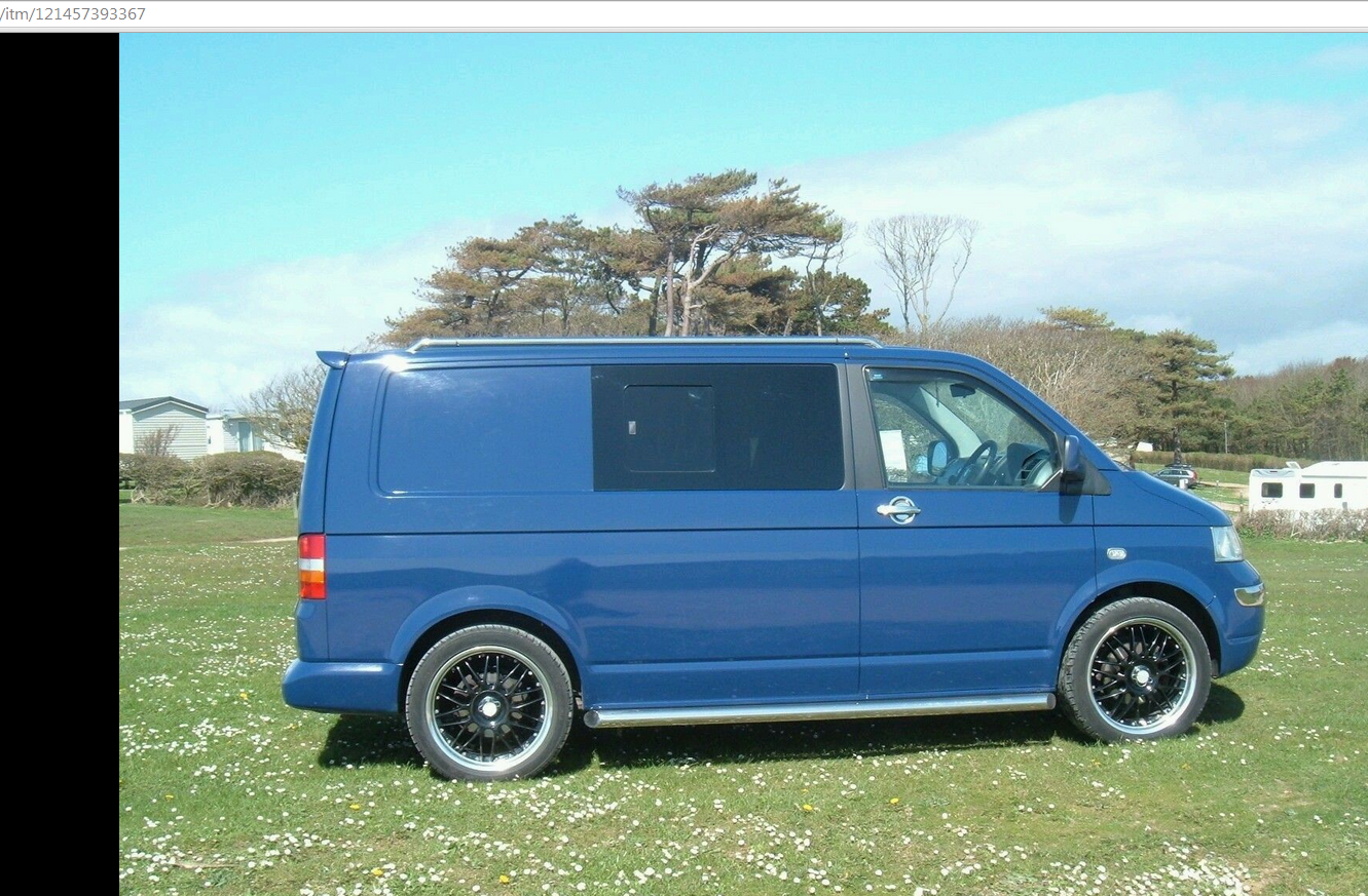 scam vw volkswagen t5 camper van motorhome blue ebay fraud 11 oct 14. Black Bedroom Furniture Sets. Home Design Ideas