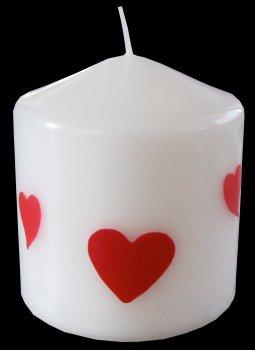 رومانسية الشموع مناسبات زوجية