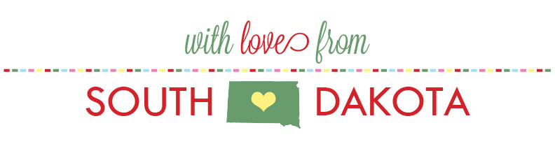 With Love from South Dakota