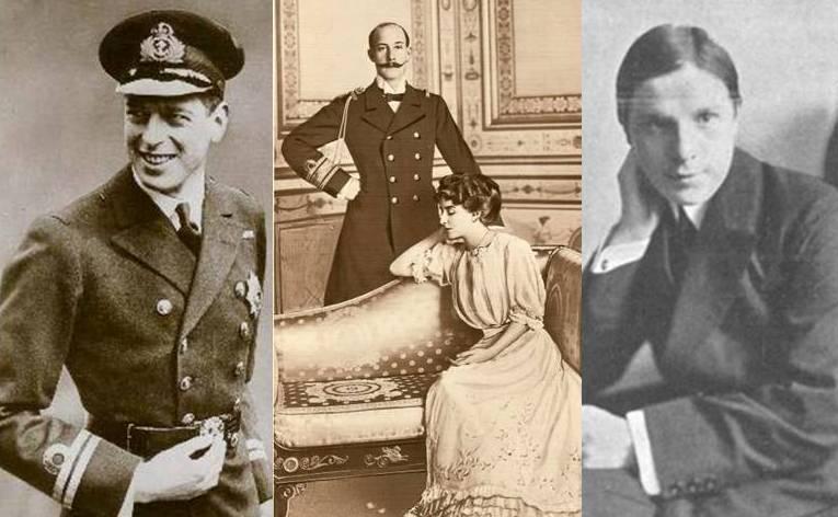 Reyes homosexuales en la historia